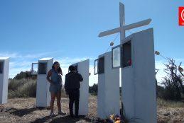 Cañete recordó a las 5 víctimas fatales que dejó el Terremoto y Tsunami del 27 de febrero de 2010 en la comuna.