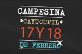 Te invitamos a Fiesta Campesina de Cayucupil este 17 y 18 de Febrero.