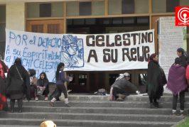 Grupo Mapuche se toma parroquia católica de Cañete y cura párroco no pedirá desalojo.