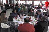 Dirigentes sociales fueron agasajados por municipio de Cañete