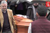 Adulta mayor que murió en incendio de hogar de ancianos de Chiguayante fue sepultada en Cañete.