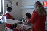 Damas de Rojo del hospital Kallvu Llanka de Cañete cumplieron 31 años ayudando a familias y pacientes