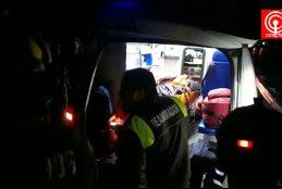 Dos muertos, un desaparecido y 2 lesionados deja caída de automóvil en puente Ponotro de Cañete