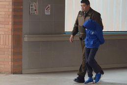 En Cañete cayó banda de menores que asaltó y robó automóvil a vecino de Hualpen.