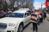 Cañete despidió a ex concejal e hijo Ilustre de la ciudad Jorge Maldonado.