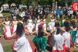 Carvanal de Los Pueblos contagió con música y alegría las calles de Cañete