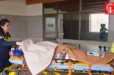 En Tirúa desconocidos atacan a tiros un vehículo en una barricada y dejan grave al chofer de 56 años de edad.