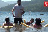 Talleres de natación beneficiarán a más de 350 niñas y niños cañetinos.