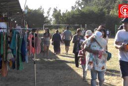 Vecinos de Paicaví organizan su propia fiesta veraniega y municipio de Cañete los apoya.