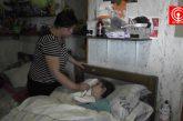 Niño con parálisis cerebral en Cañete necesita un catre clínico para mejorar su calidad de vida.