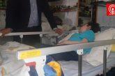 Niño con parálisis cerebral y postrado ya tiene su anhelado catre clínico en Cañete.