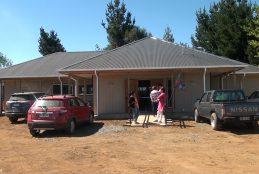 Habitantes de Paicaví en Cañete cumplieron su sueño de tener nueva sede comunitaria.