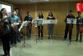 Orquesta estudiantil tiene nuevas salas de ensayo en Cañete.