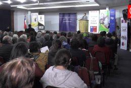 Adultos mayores se reunieron en masivo congreso regional en Cañete.