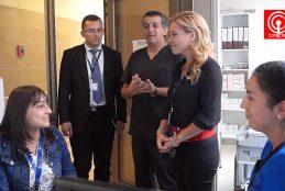 Nueva directora del hospital de Cañete asume desafíos de mejorar la atención en salud.