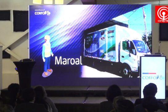 Innovador emprendimiento cañetino es premiado por CORFO.