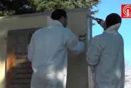 Lanzan campaña cero rayados al patrimonio y monumentos en Cañete.