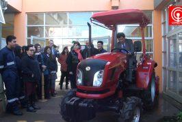 Estudiantes del Liceo Alonso de Ercilla de Cañete reciben nuevas herramientas para mejorar sus aprendizajes.