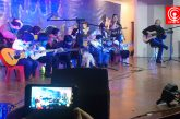 Escuela de Artes de Cañete se consolida como agrupación que desarrolla los talentos.