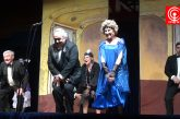 La Pérgola de las Flores fue la obra de teatro que cerró los festejos patrios en Cañete.