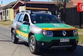 Municipio de Cañete cuenta con vehículos de Seguridad Ciudadana para combatir la delincuencia.