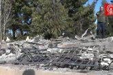 En Cañete víctimas de ataques incendiarios denuncian abandono del gobierno.