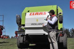 Pequeños campesinos conocieron modernas maquinarias agrícolas para mejorar sus labores en Cañete.