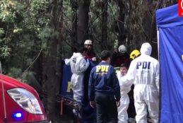 La Brigada de Homicidios de la PDI busca aclarar macabro crimen ocurrido en Curanilahue.