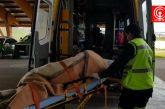 Emboscada a camiones forestales deja una persona herida a bala en Cañete.