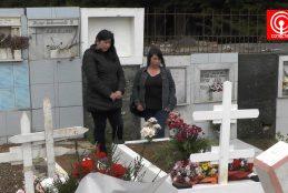 En Cañete un sepulcro familiar fue vendido por un particular y ahora no tienen donde visitar a sus seres queridos.
