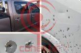 PREOCUPACIÓN CAUSAN ATAQUES ARMADOS A VEHÍCULOS EN ZONA DE QUIDICO EN LA COMUNA DE TIRÚA