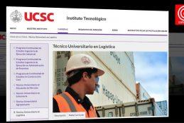 LA UCSC -SEDE CAÑETE- TE INVITA A CONOCER LA CARRERA TÉCNICO UNIVERSITARIO EN LOGÍSTICA